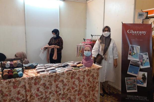 40 Booth Ramaikan Trend Hijab Expo, Ada Beragam Promo Menarik