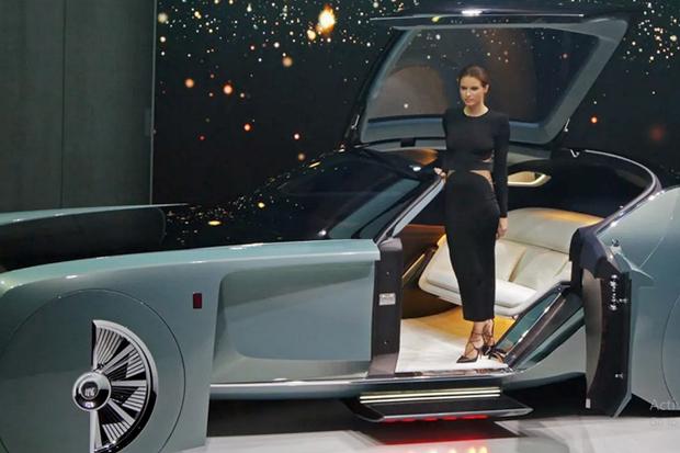 Deretan Mobil Konsep dengan Desain Gila yang Menggemparkan Dunia Otomotif
