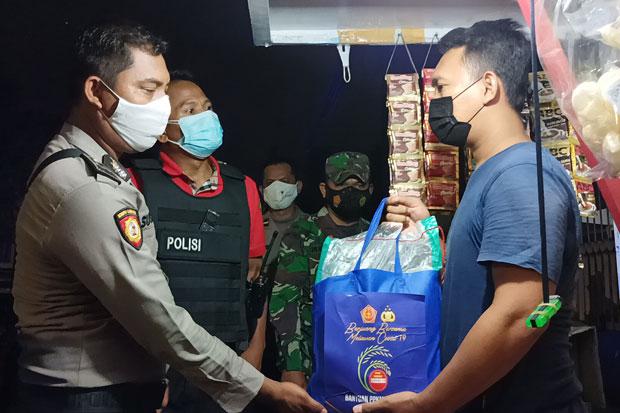 Digeruduk Petugas Gabungan, Pedagang Kopi di Gambir Mengaku Senang