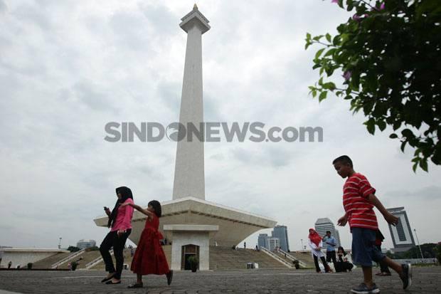 Cuaca DKI Jakarta Hari Ini Diprediksi Cerah Berawan