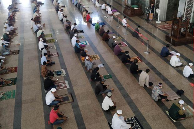 PPKM Darurat, Pemkot Bekasi Tiadakan Takbiran dan Salat Idul Adha