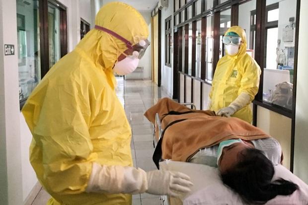 Ketersediaan Tempat Tidur Pasien di RS Rujukan Covid-19 Mulai Stabil