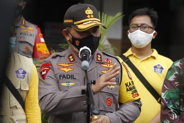 PPKM Darurat, Kapolda Metro: Tidak Ada Gesekan di Jakarta