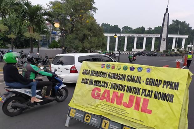 Kota Bogor Bakal Kembali Terapkan Ganjil Genap, Ini Alasannya