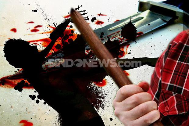 Aksi Pembacokan dan Penembakan di Warung Kopi Gemparkan Duren Sawit