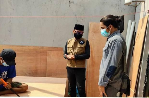 Sentra Peti Jenazah Covid-19 di Kota Bogor Berdayakan 50 Warga Terdampak Pandemi