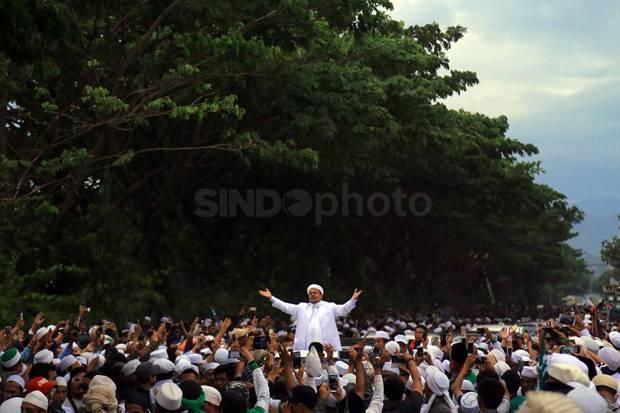 Rayakan Idul Adha di Tahanan, Habib Rizieq Tetap Berkurban di Gaza Palestina