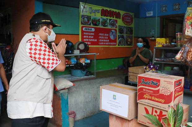Bantu Warga Isolasi Mandiri, Pemkot Tangerang Siapkan 8.311 Paket Sembako
