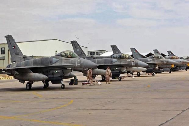 Bertemu Raja Abdullah, Biden Tawarkan Pembaruan Jet Tempur F-16 untuk Yordania