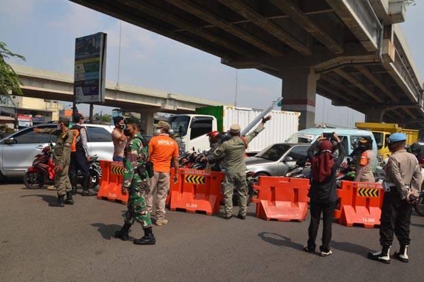 Kabupaten Bekasi Masuk PPKM Level 4, Berikut Aturan Pembatasannya