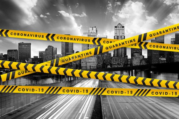 Gelombang Kelima COVID-19 Hantam Iran, Teheran Lockdown Seminggu