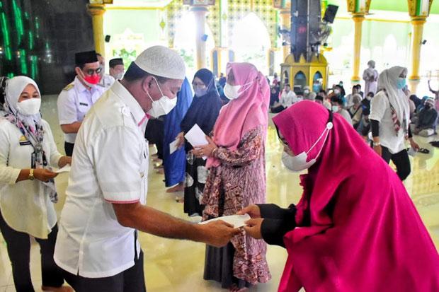 Guru Ngaji dan Imam Masjid Terima Gaji dari Tunjangan Jabatan Bupati Bulukumba
