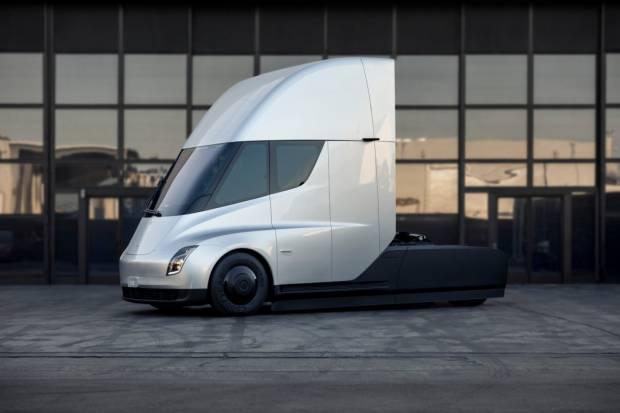 Tesla Siapkan Truk Listrik yang Tidak Biasa