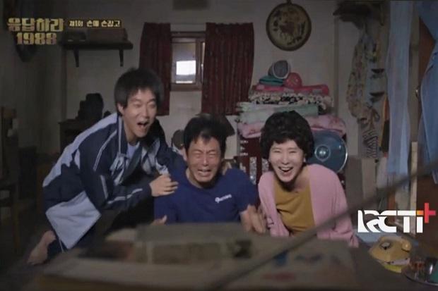 Reply 1988 : Momen Haru Untuk Semua Tetangga Ketika Deok Sun Masuk Televisi