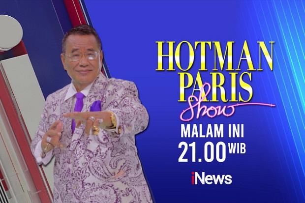 Celine Evangelista Cerita ke Hotman Paris Soal Kondisi Terkini Rumah Tangganya Malam Ini di Hotman Paris Show Pukul 21.00 WIB