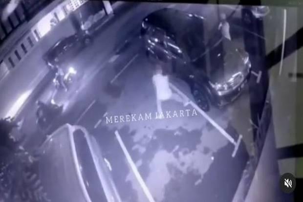 Usai Mobil Andhika Pratama, Spion Fortuner di Cipete Selatan Digasak Maling