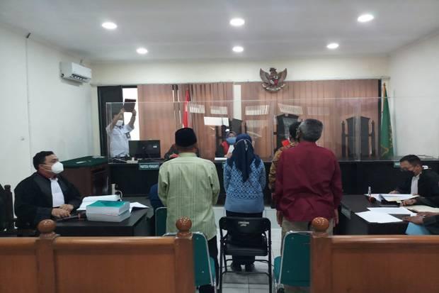Saksi Warga dan PT TMRE Bongkar Praktik Mafia Tanah di PN Tangerang