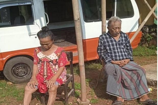 2 Pekan Isoman di Rumah, Pasangan Kakek Nenek di Cisauk Tangerang Ini Tidak Tersentuh Bantuan