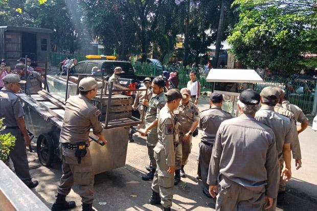 Anggota Dipukul Pengamen saat Razia, Satpol PP Depok Lapor Polisi