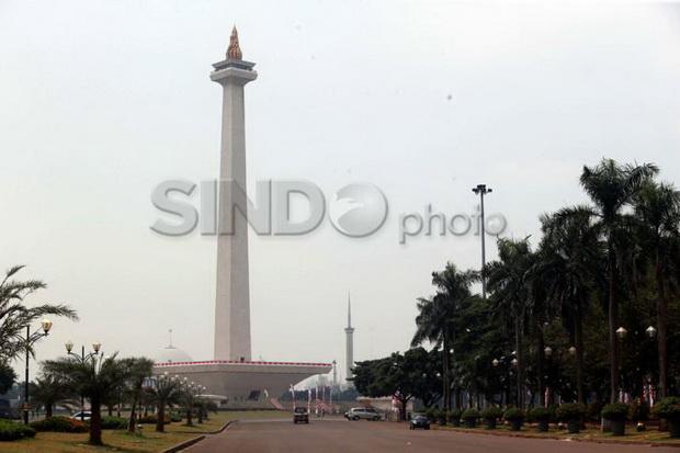 Prakiraan Cuaca, BMKG Prediksi Jakarta Pagi Ini Cerah Berawan