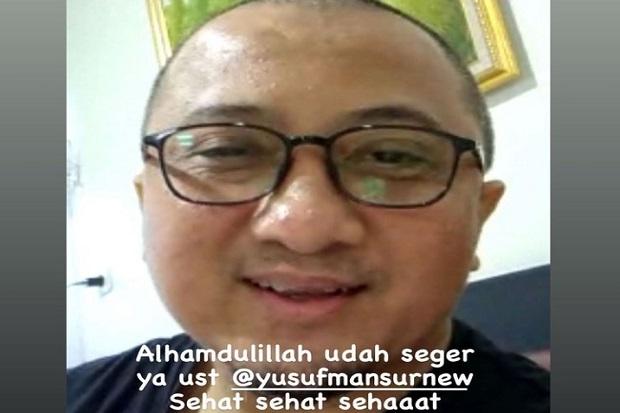 Ustadz Yusuf Mansur Sempat Alami Penurunan HB, Begini Kondisinya Sekarang