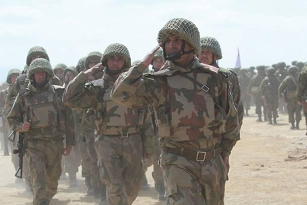 Tajikistan Gelar Latihan Militer Terbesar di Tengah Kebangkitan Taliban
