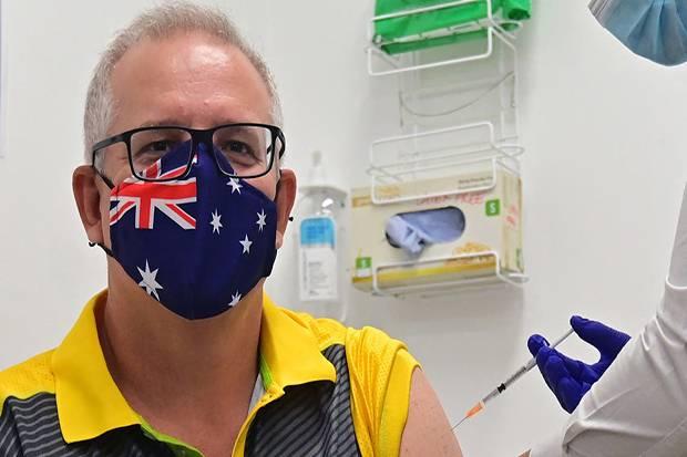 Program Vaksinasi Berjalan Lamban, PM Australia Minta Maaf