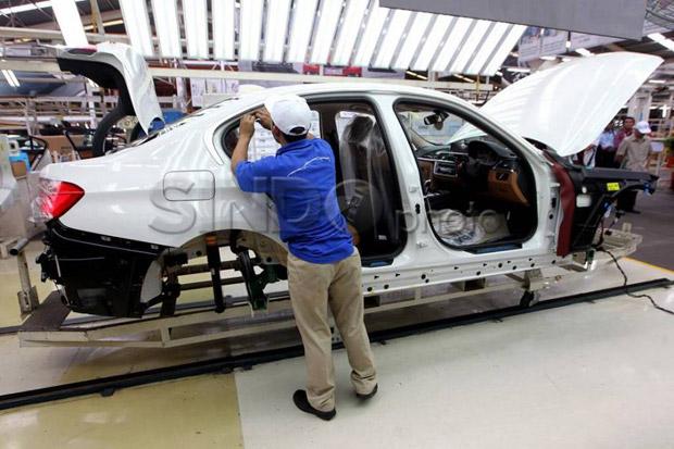Toyota Setop 3 Pabriknya di Thailand Akibat Kekurangan Suku Cadang