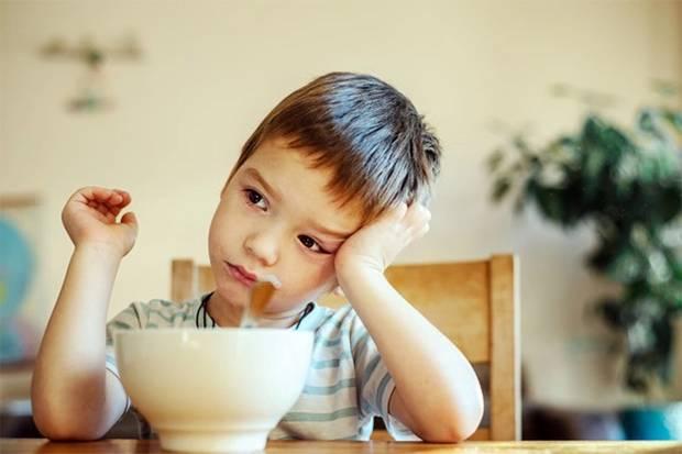 Anak Hilang Nafsu Makan karena Anosmia COVID-19, Begini Trik Mengatasinya