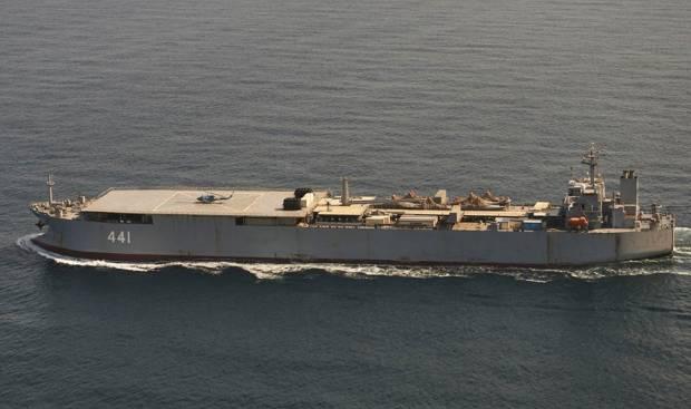 Militer Denmark Lihat Dua Kapal Perang Iran di Laut Baltik, Diduga ke Rusia