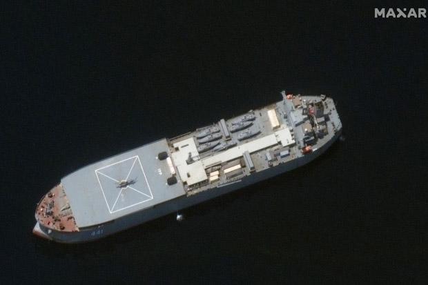Mendekati Rusia, Dua Kapal Perang Iran Muncul di Laut Baltik