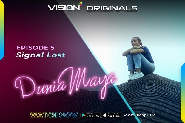 Berubah Drastis, Maya Jadi Orang Asing untuk Keluarganya, Saksikan Dunia Maya Episode 5 di Vision+