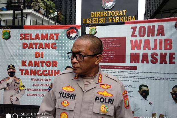 Polisi Buru Penyebar Ajakan Demo Tolak PPKM Level 4 di Jakarta