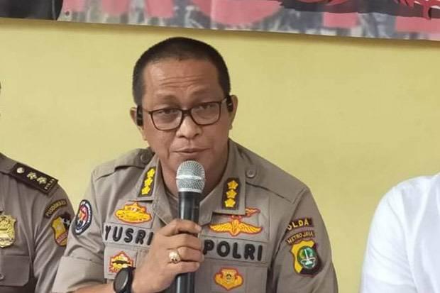 Viral Video Demo Rusuh di Jakarta, Polisi Sebut Kejadian Lama
