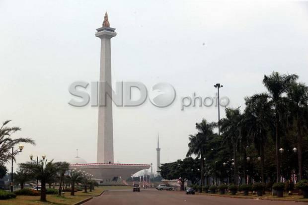 BMKG Prediksi Hari Ini Cuaca di Jakarta, Bogor, Depok, dan Bekasi Cerah