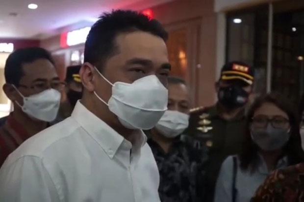 Keterisian Tempat Tidur Rumah Sakit di DKI Jakarta 76% dan ICU 85%
