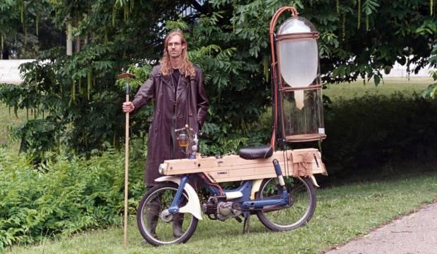 Ajaib, Mahasiswa Belanda Bikin Motor Berbahan Bakar Gas dari Rawa-rawa