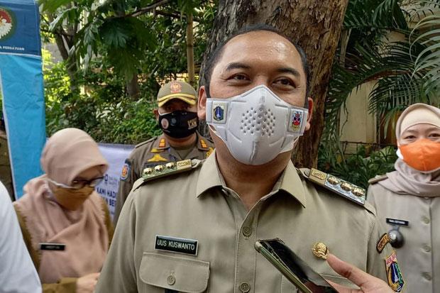 Pemkot Jakbar Tunggu Arahan Pemprov Soal Langkah Preventif Perpanjangan PPKM Level 4