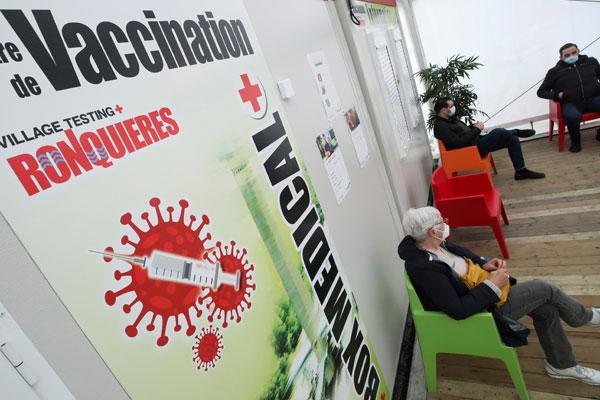 Kesenjangan Masih Terjadi di Eropa Meski Target 70% Pengiriman Vaksin Terpenuhi