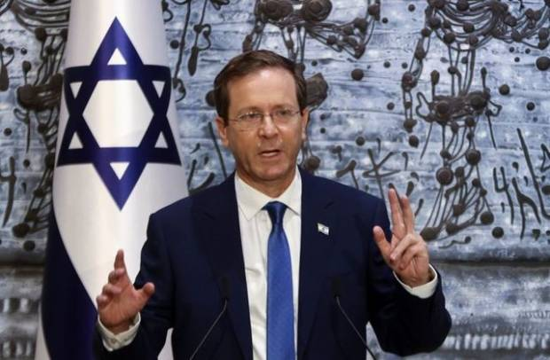Presiden Israel Serukan Kerja Sama Lebih Erat dengan Turki