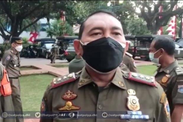 Dugaan Penipuan dan Pemalsuan Dokumen, 2 Oknum Satpol PP DKI Ditangkap di Bekasi