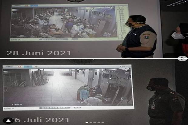 Anies Pajang Foto Before dan After IGD RSUD Duren Sawit, Netizen Terharu