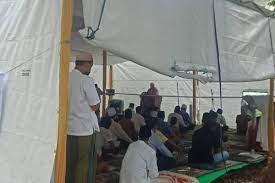 Penggugat Mangkir, Majelis Hakim PTUN Izinkan Pembangunan Masjid At Tabayyun