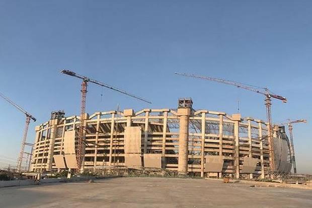 Stadion JIS Siap Jadi Wajah Baru Jakarta