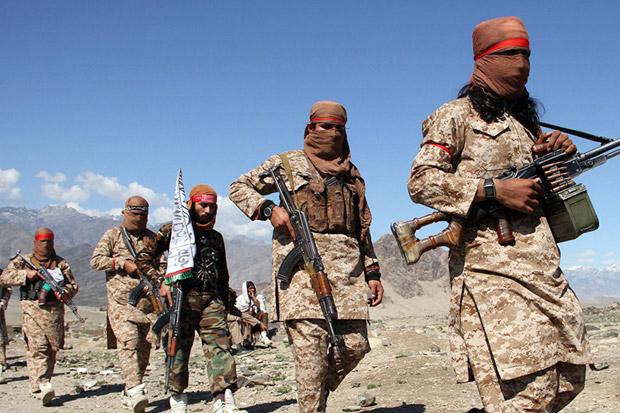Pasukan Afghanistan Hancurkan Taliban di Dekat Perbatasan Tajikistan