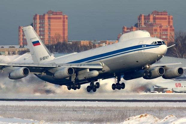 Rusia Bikin Versi Baru Pesawat Kiamat, Penyelamat Putin dari Perang Nuklir Habis-habisan