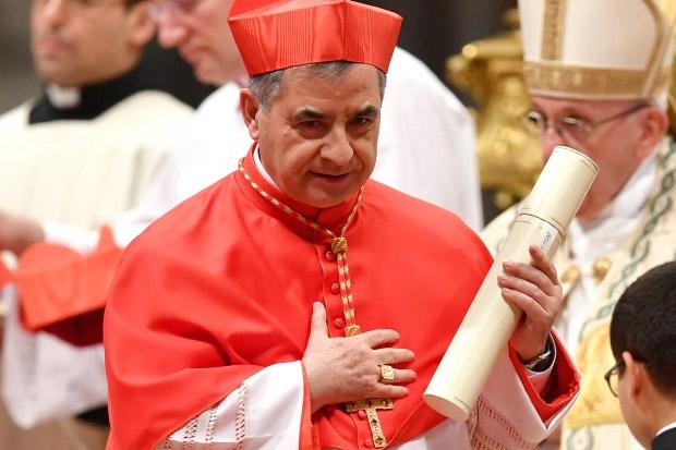Kardinal Vatikan Diadili dalam Kasus Penipuan