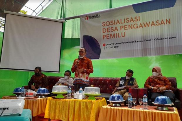 To Lemo di Kabupaten Luwu Jadi Desa Pengawasan Pemilu