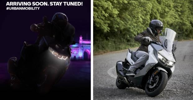 Siapkan Skutik 150cc, BMW Bikin Panas Yamaha dan Honda