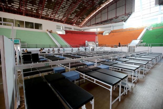 Antisipasi Lonjakan Covid-19, Kecamatan Pulogadung Siapkan 7 Tempat Isoman